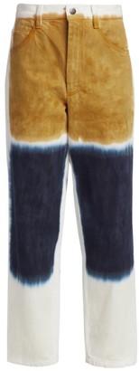 Sea Tandi Block Dye Pants