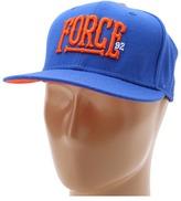 Nike The True 92 Force Cap (Varsity Royal/Varsity Royal/Team Orange/Varsity Royal) - Hats