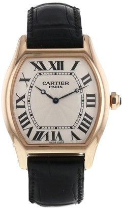 Cartier 2010 pre-owned Grand Modele 39mm