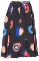 Paul Smith Women's Black Silk Skirt.