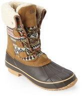 Khombu Brown Maya Snow Boots