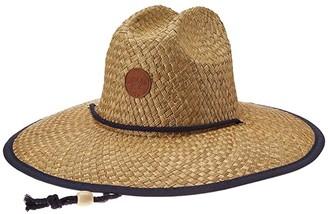 Roxy Kids Pina To My Colada Straw Sun Hat