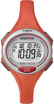 Timex Women's Ironman Essential | Orange Mid-Size 30-Lap Memory Sport TW5K89900