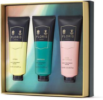 Floris London - Hand Cream Gift Set - Set of 3