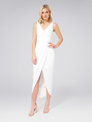 Ever New Victoria Wrap Dress