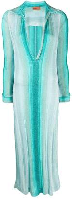Missoni Mare striped maxi dress
