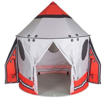 Pacific Play Tents Kids Classic Spaceship Peach Skin Play Pavilion With Wings