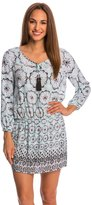 Green Dragon Medallion Favorite Cover Up Tunic 8145183