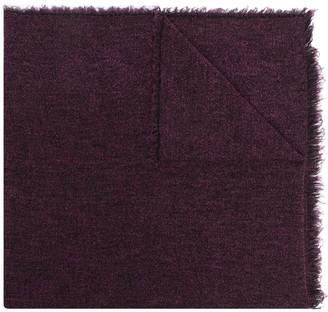 Faliero Sarti Long Fine Knit Scarf