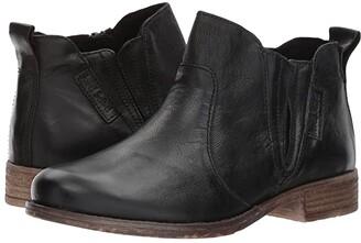 Josef Seibel Sienna 45 (Black) Women's Pull-on Boots