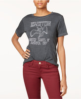 FEA Juniors' Led Zeppelin Graphic T-Shirt