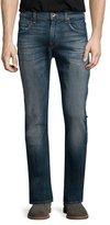 7 For All Mankind Paxtyn Seaside Vintage Denim Jeans, Blue