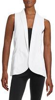 Highline Collective Shawl Crepe Vest