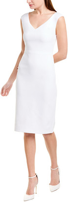 Alice + Olivia Jordan Sheath Dress