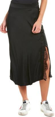 Ragdoll LA Lace Midi Skirt