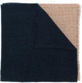 Brunello Cucinelli fringed scarf - men - Polyamide/Cashmere/Alpaca - One Size
