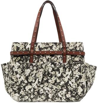 Dorothee Schumacher Floral Print Shoulder Bag