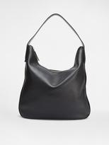 DKNY Leather Hobo