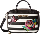 Betsey Johnson Belle Rose Lunch Tote Tote Handbags