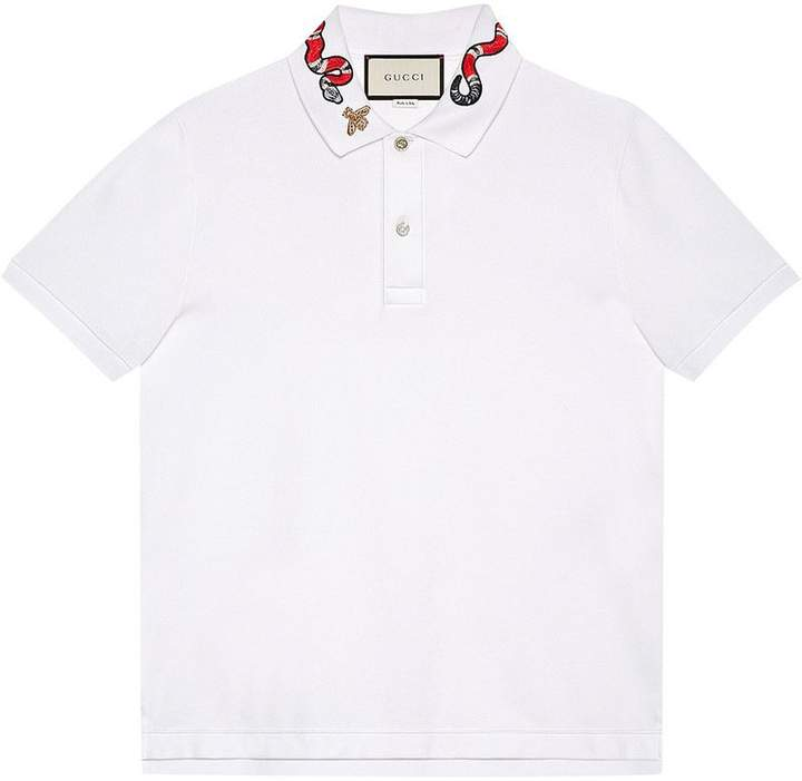 bd3363ad Gucci Polo Shirts For Men - ShopStyle Australia