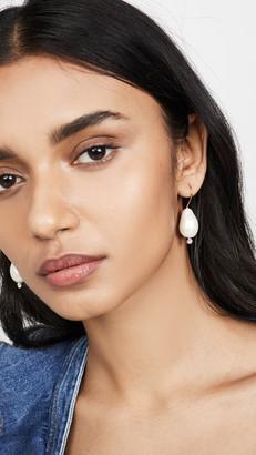 BaubleBar Dayla Pearl Drop Earrings