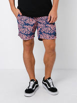 Barney Cools New Amphibious Floral Shorts In Navy Mens Shorts
