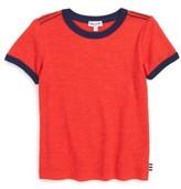 Splendid Toddler Boy's Ringer T-Shirt