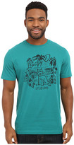 Life is Good Lucky Dog Crusher Tee
