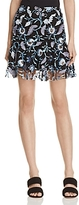 Sandro Jade Embroidered Skirt - 100% Exclusive