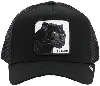 Goorin Bros. Black Panther Trucker Hat W/ Patch