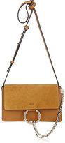 Chloé Women's Faye Small Shoulder Bag-GOLD