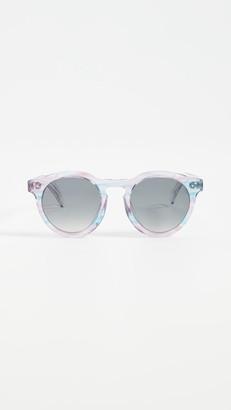 Illesteva Leonard II Gradient Sunglasses