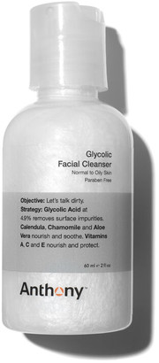 Anthony Logistics For Men Glycolic Facial Cleanser
