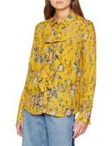 Rich & Royal Rich&Royal rich&royal Printed Blouse womens Blouse