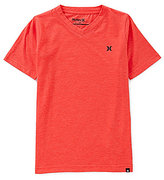Hurley Big Boys 8-20 Staple Tee