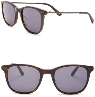 Bottega Veneta 50mm Square Sunglasses