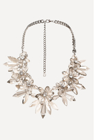 Bebe Chandelier Necklace
