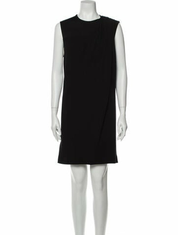 Thumbnail for your product : Alexander Wang Crew Neck Mini Dress w/ Tags Black