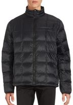 Hawke & Co Box Quilted Down Jacket