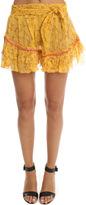 Poupette St Barth Dalia Mini Skirt