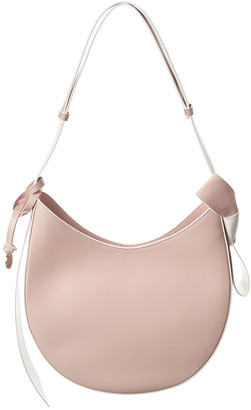 RED Valentino Xl Bow Leather Shoulder Bag