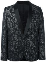 Christian Pellizzari shawl lapel blazer