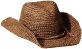 Roxy Junior's Seashore Raffia Hat