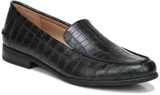 LifeStride Margot Croc Embossed Loafer - Wide Width Available