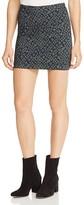 Free People Printed Modern Femme Skirt