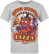 Official Five Nights At Freddy's Kids T-Shirt