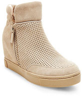 Steve Madden Linqsp High Top Suede Sneakers