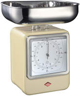 Wesco Retro Scale with Clock