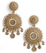 Marchesa Women's Large Drop Earrings