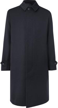 Caruso Wool-Twill Overcoat